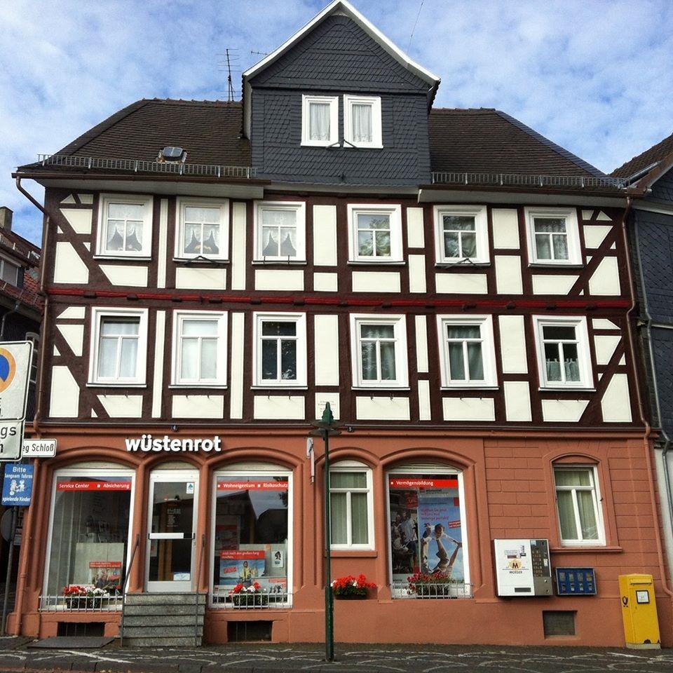 Wuestenrot Service-Center